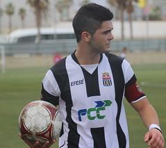 SETE, CAPI DEL CARTAGENA FC JUVENIL