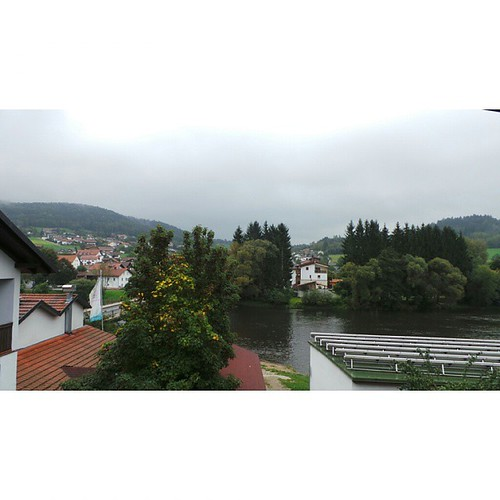 #Chamerau #unedited!  #Regen #River #Bavaria #Germany