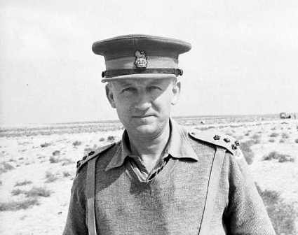Teniente General William Gott