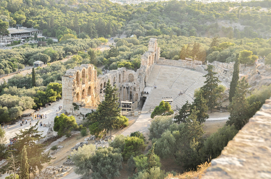 Odeon of Herodes Atticus 01