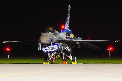 Greek Air Force / General Dynamics F-16C / 505 / Ostrava Mosnov / 20.09.14
