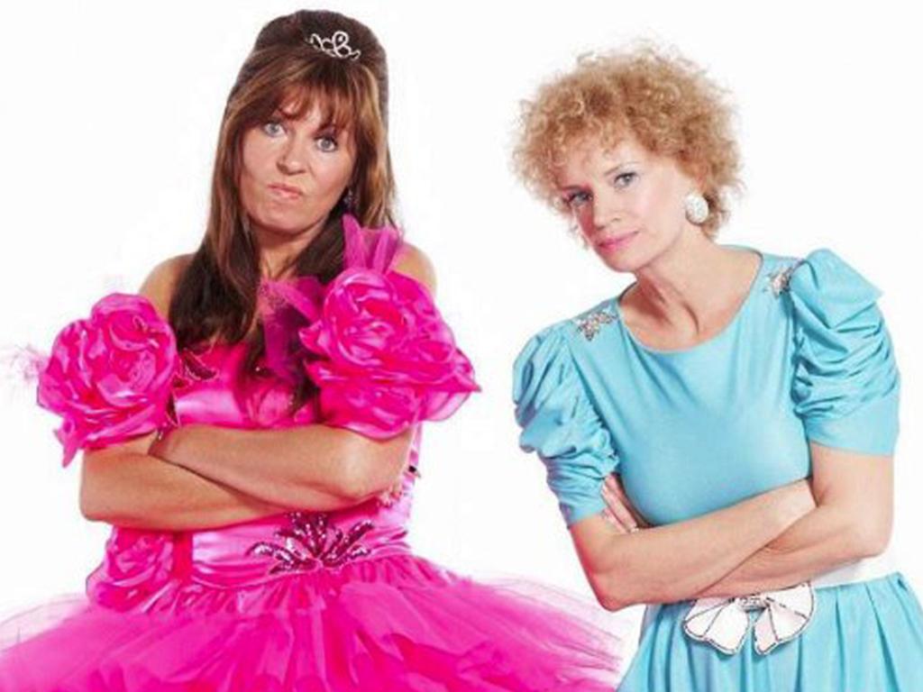 Kath and Kimderella the film