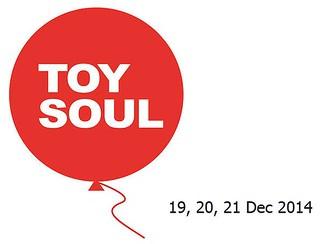 【新增參展品牌】重返榮耀。強勢回歸【TOY SOUL 2014】香港最大的玩具盛會回來啦!!