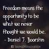 Freedom from trauma... the chance of a better life. What would you choose to do?