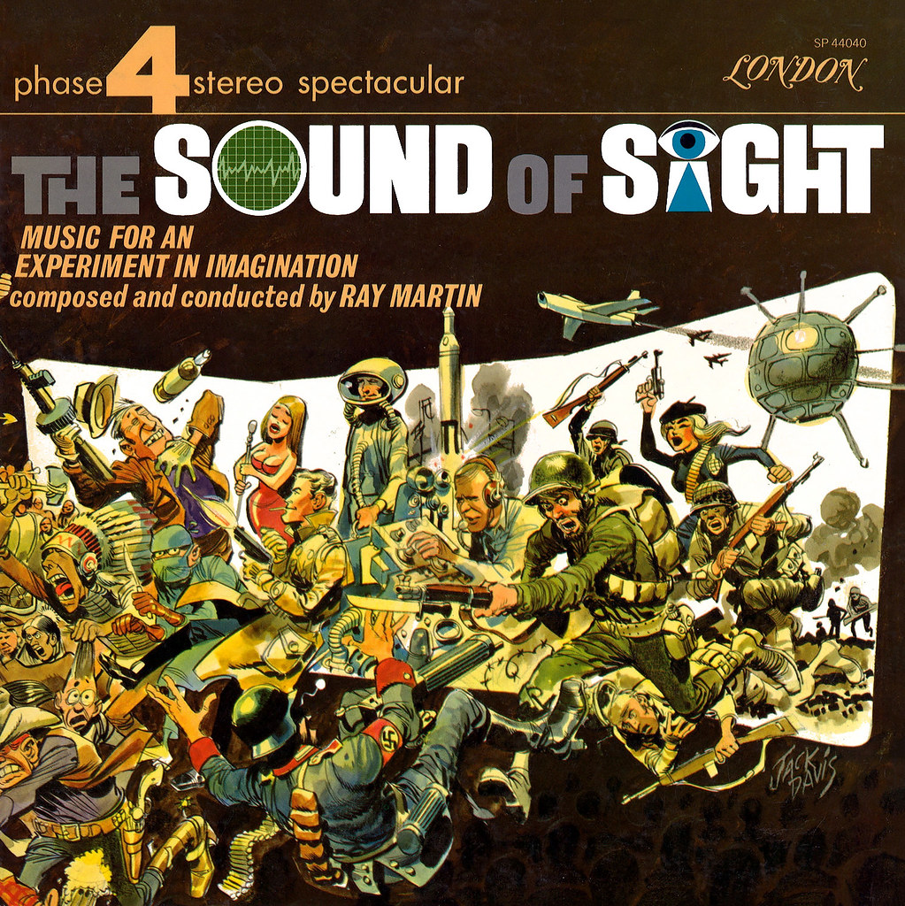 Ray Martin - The Sound of Sight