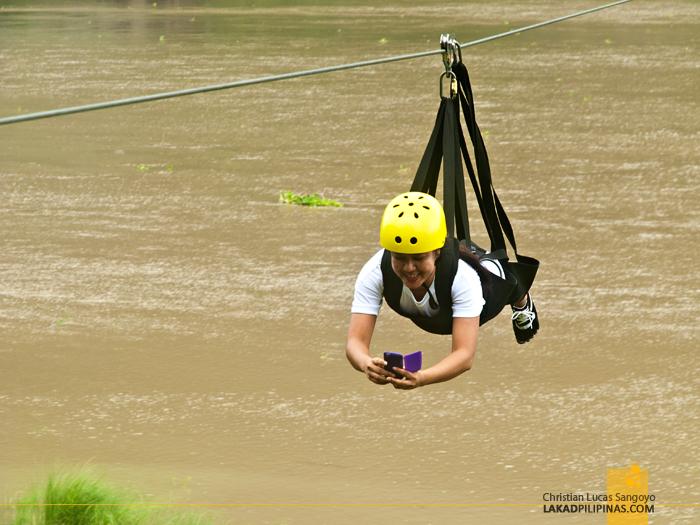 Zipline Across Abra River in Ilocos Sur