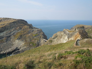 14 09 23 Day 11 11 Tintagel Castle