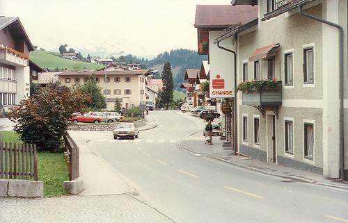 Hopfgarten im Brixental, Austria