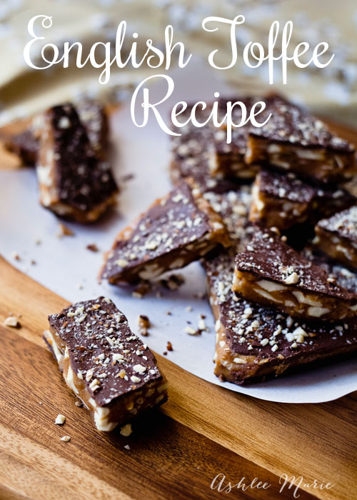 This is an almond roca copycat recipe is easy to make and tastes amazing