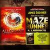 Allevo una lettrice vorace di anni 12 #libri #divergent #mazerunner #books