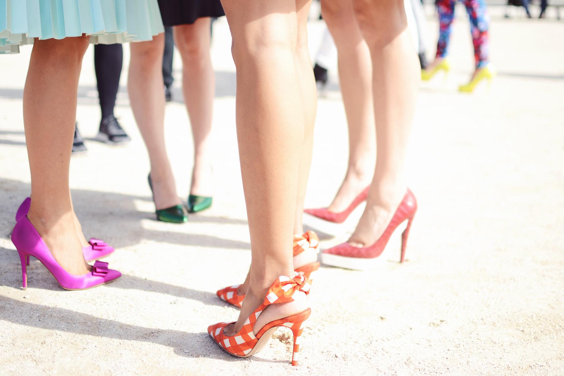 Paris Fashion Week by Carin Olsson (Paris in Four Months)