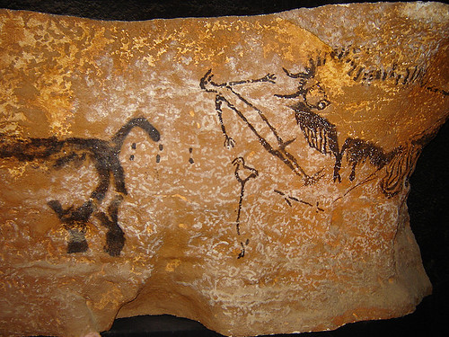 neanderthal-aged cave art 2637501051_91aa8ae088_z