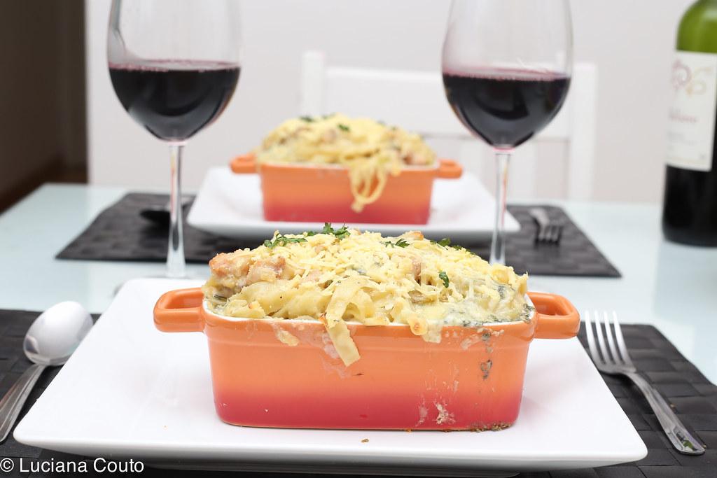 Glam Mac & Cheese Lorraine Pascale