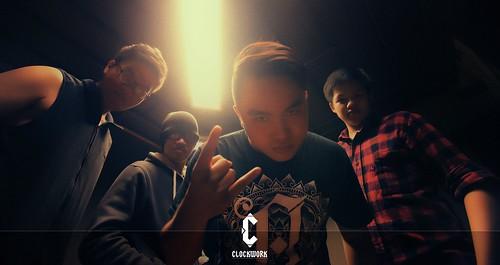 Ban nhạc trẻ Clockwork giới thiệu music video đầu tay