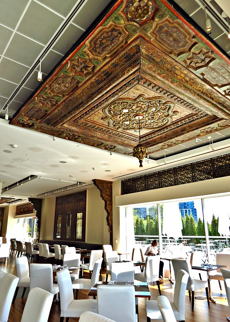diwan restaurant aga khan museum toronto on flickr