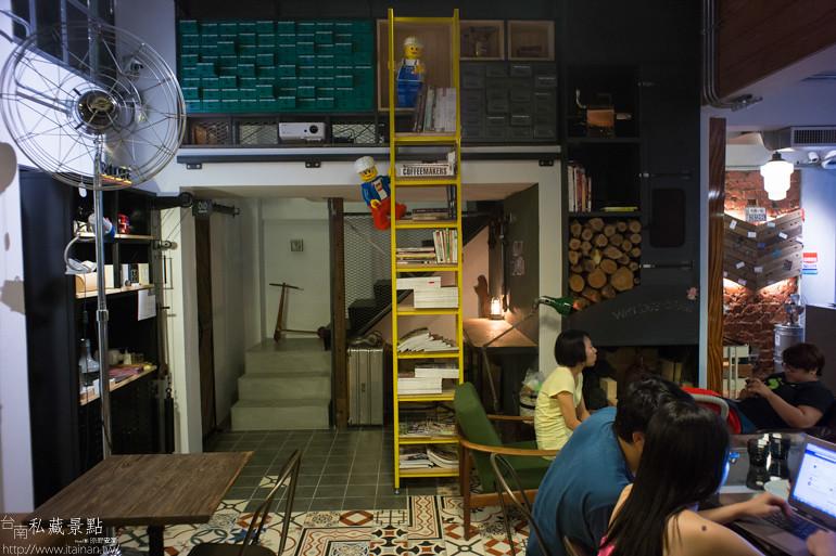 台南私藏景點 st1咖啡 (7)