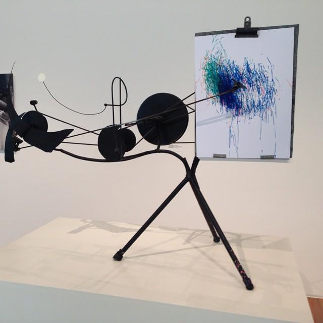 #tinguely #basel #switzerland #machine #kineticart #bewegung #kunst #arte