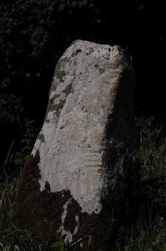 Ballinagare Ogham Stone
