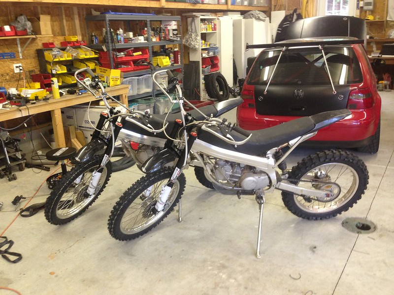Sikk Trailbikes back from the dead