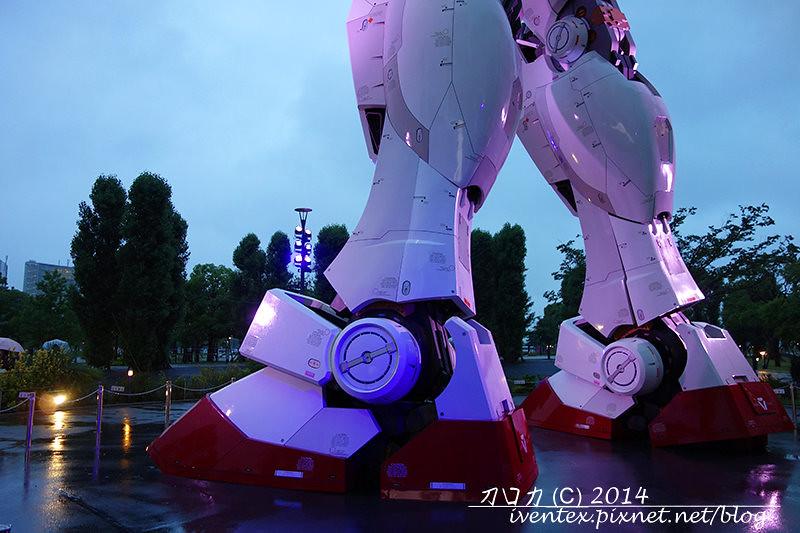 04日本東京台場DiverCity Tokyo Plaza機動戰士鋼彈