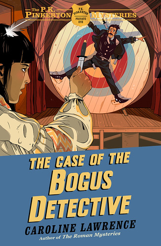 Caroline Lawrence, The Case of the Bogus Detective