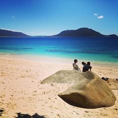 Paradise #Fitzroy #SummerIsOver #Sea #Landscape #Australia