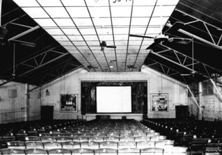 Interior view of the Park Theater - Miam