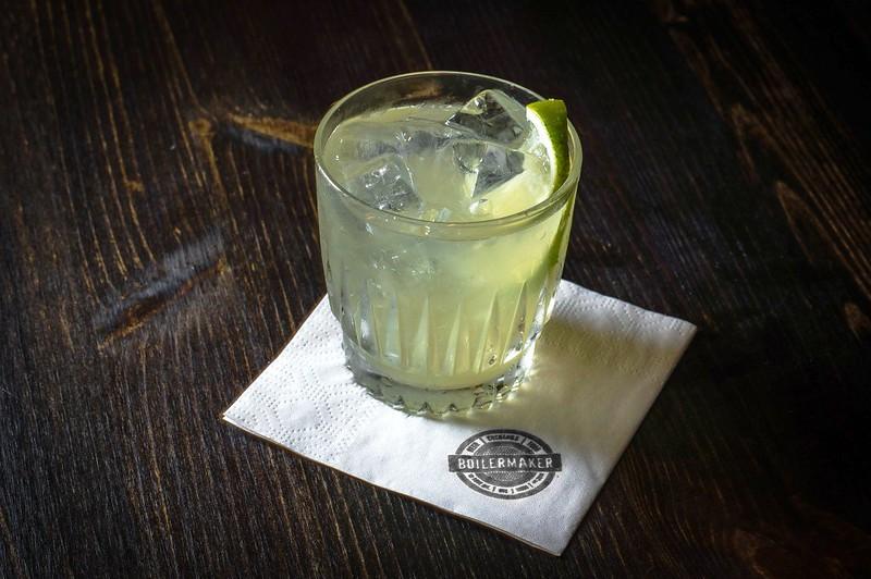 BOILERMAKER cocktails