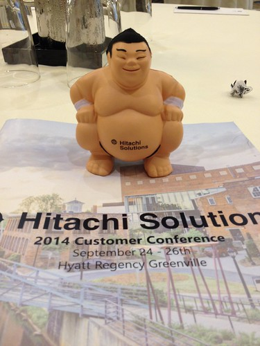 Hitachi Solutions CRM Conference 2014