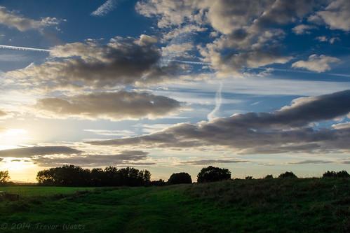 uk sunset england sky clouds nikon sigma somerset gb eveninglight theendoftheday 18250 d7000 lightroom5