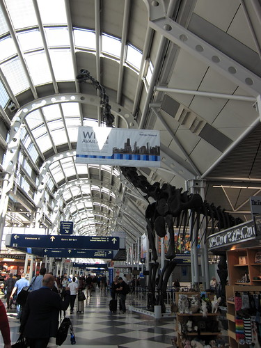 Chicago O\'Hare Airport