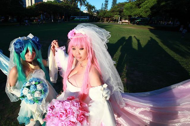 魔王的花嫁