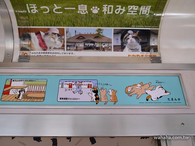 岡山電軌 Tama 電車