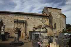 Eglise de Saint-Caprais-de-Lerm