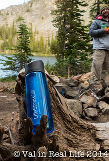 lifestraw go - hell hike and raft