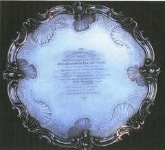 Gov. George Gawler silver salver (2)