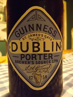 St. James's Gate (Diageo), Guinness Dublin Porter, Ireland