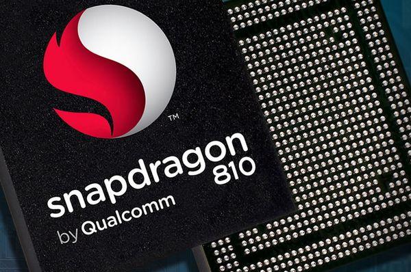 Телефоны на Snapdragon 810 и 808