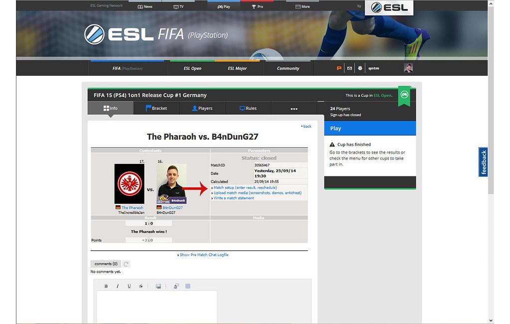 ESL FIFA 5