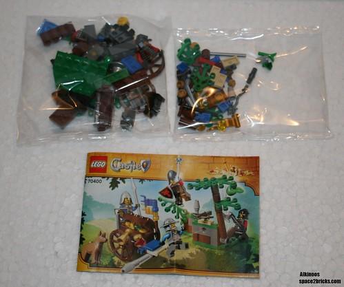 Lego Castle 70400 p4