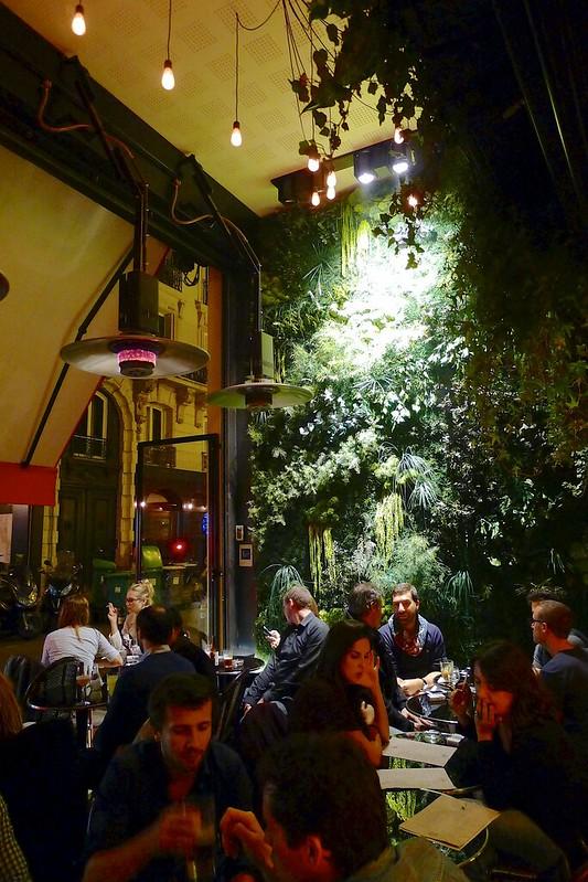 Restaurant Les Petites Ecuries, Paris