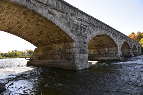 bridge autumn ontario river mississippiriver niko pakenham d610 24120