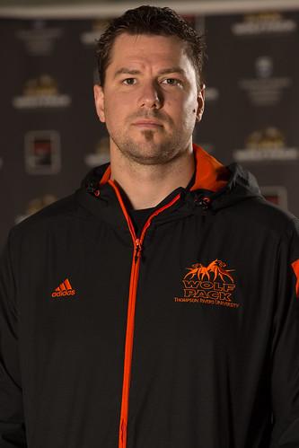 Nathan Bennett (Asst Coach  2014-15 Snucins)