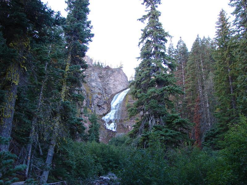 Upper Chush Falls