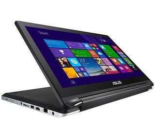 TP550 Laptop độc đáo lật xoay 360 độ - 38122