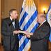New Permanent Representative of Uruguay Presents Credentials