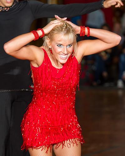 Dancesport Latin U21 Hungarian Championship