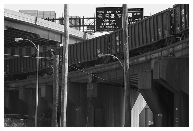Bridge And Railroad