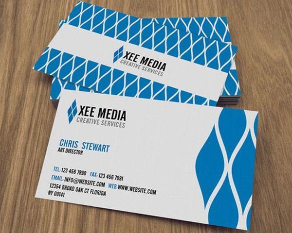 Elegant 10 Photoshop Tutorials Business Cards Design