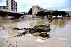 natural disaster, flood, river, disaster,